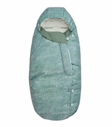 Maxi-Cosi General foot-muff -  The Maxi-Cosi General foot-muff is suitable for all strollers and buggys by Maxi-Cosi and will keep your little one warm