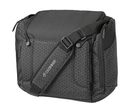 Maxi-Cosi diaper bag Original bag -  The Maxi-Cosi diaper bag Original bag offers a lot of space and can be used as booster seat as well.