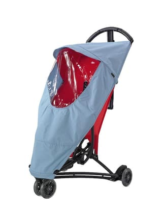 Quinny Regenschutz für Yezz - The Quinny rain cover protects your small passenger against rain, wind and snow.