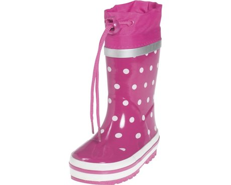 Playshoes Gummistiefel, Punkte pink 2016 - Image de grande taille