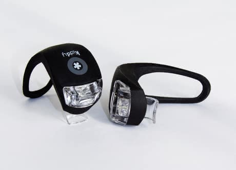 Kiddy Beacon protection lights - Safety when it is dark! The Beacon protection lights by Kiddy can be fixed easily and quickly on your stroller.