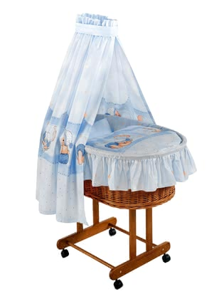 Zöllner bassinet set Kuschelbär 2016 - large image