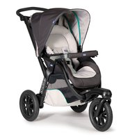 Chicco Sportwagen Activ 3 TOP - The Chicco stroller Activ 3 is a modern 3-wheel stroller, the scores thoroughly.