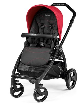Peg-Perego stroller Book Plus Sportivo Bloom Red 2017 - large image