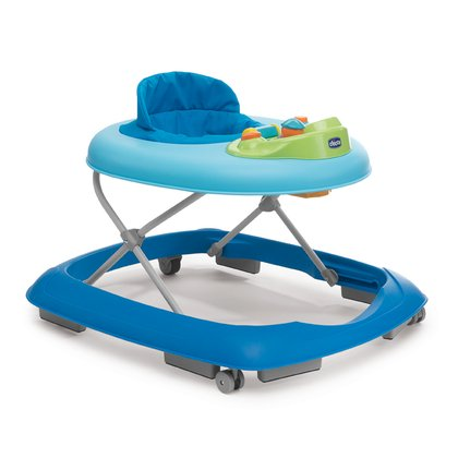 Chicco Rainbow baby walker Blue 2016 - 大圖像