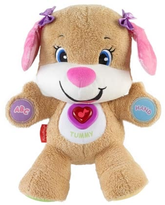 Fisher Price learn dog 2016 - Image de grande taille