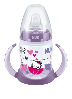 NUK Hello Kitty First Choice Trinklernflasche  150ml 2016 - Großbild
