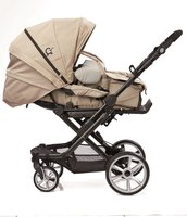 Gesslein stroller from the special edition Trend including C1- lift carrycot - La tendencia de la edición especial de Gallegos le ofrece y su novia desde el nacimiento para niño edad máxima comodidad, facilidad de manejo y elegante ...