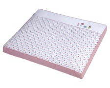 Zöllner my Julius changing mat - The changing mat is super soft thanks to its cuddly filling.