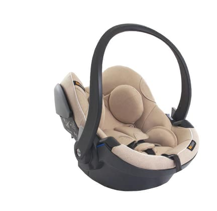 BeSafe infant carrier iZi Go Modular i-Size - The BeSafe infant carrier iZi Go Modular i-Size guarantees maximum safety and comfort for your little one with a body size of 40 to 75 cm.