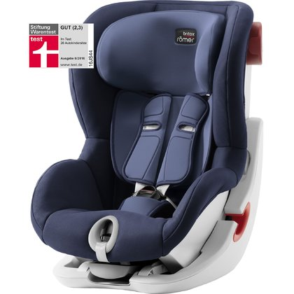 Britax Römer Kindersitz King II Moonlight Blue 2018 - Großbild