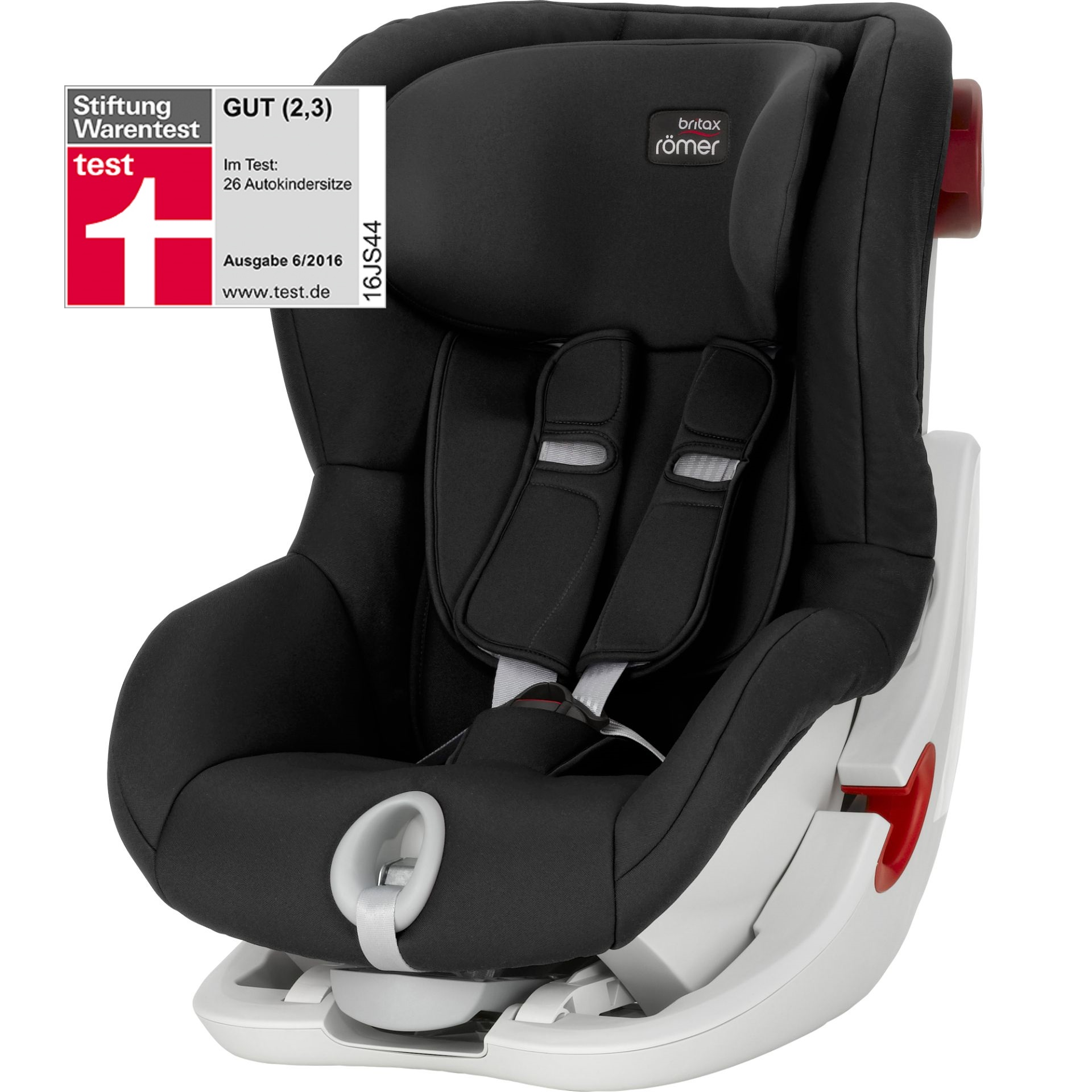 Si ge d enfant de britax r mer king ii 2018 cosmos black for Siege enfant
