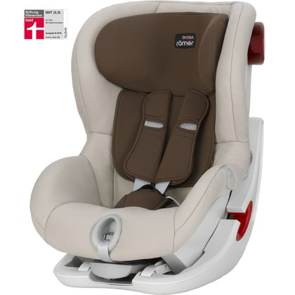 Britax Römer car seat King II - Britax Römer car seat King II – This seat offers an easy handling and a convenient sitting comfort your child from approximately 9 months./ul>