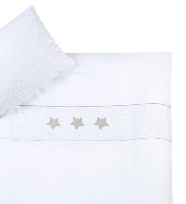 Zöllner  two-piece bed linen - Your little one will dream wonderfully in her bed linen by Zöllner.