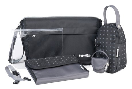 Babymoov diaper bag Messenger bag - The Babymoov diaper bag Messenger Bag is a useful bag for usage in everyday life with your child.