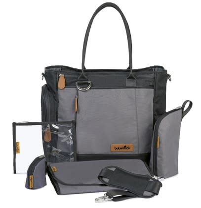 Babymoov diaper bag Essential Bag - The Babymoov diaper bag Essential Bag is a great basic and convinces as diaper bag as well as handbag.