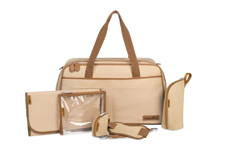 Babymoov diaper bag Traveller Bag - The Babymoov diaper bag Traveller Bag is space-safing solution in the format XXL.