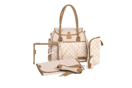 Babymoov diaper bag Style Bag - The Babymoov diaper bag Style Bag will enchant your little one and can be used as handbag later on.