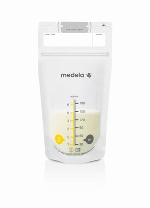 Medela Pump & Save bag for breast milk 2017 - large image