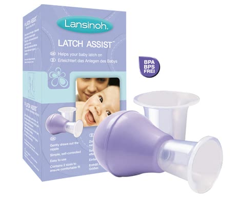 Lansinoh Latch Assist -