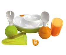 Lansinoh mOmma learning kit for warm meals -