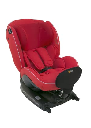 BeSafe child car seat iZi Kid X2 i-Size Sunset Melange 2017 - large image