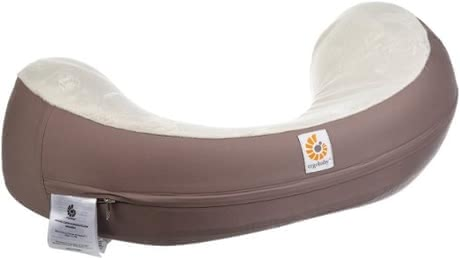 Ergobaby breastfeeding pillow - Belly to belly with your sweet young.