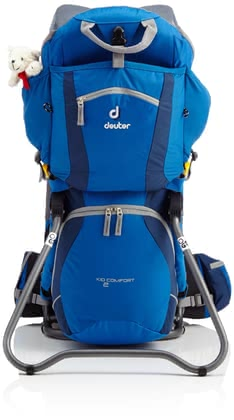 Deuter infant carrier Kid Comfort 2 in ocean-midnight 2016 - large image