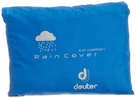 Deuter Kid Comfort Deluxe Rain Cover coolblue 2016 - Großbild