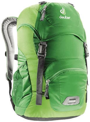 Deuter Kinderrucksack Junior in emerald-kiwi 2016 - Großbild