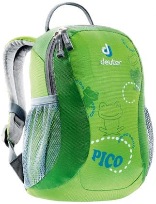 Deuter children's backpack Pico kiwi check 2016 - Image de grande taille