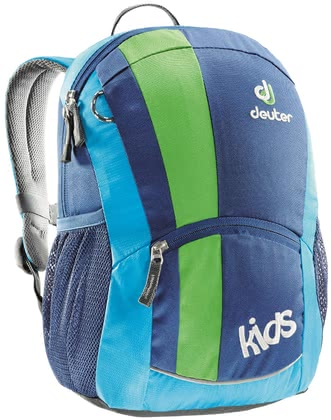 Deuter Kids children's backpack in ocean 2016 - 大圖像