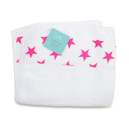 aden+anais toddler towel - The Classic bath towel by aden+anis is made of cuddly cotton terry cloth and pampers your little one's tender skin.