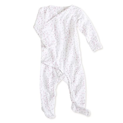 aden+anais 嬰兒連身睡衣 - The babygrow by aden+anis will provide a carefree putting on and taking off your little one's clothes and keeping him/her warm from tip to toe.