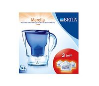 BRITA Wasserfilter Marella Cool - The BRITA water filter Marella, a useful and practical helper in every household is cool.