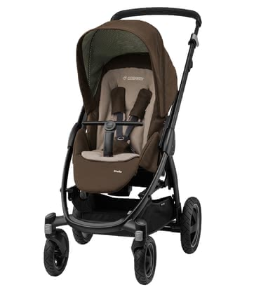 Maxi-Cosi stroller Stella - This stroller will convince you with its flexibility and comfort.