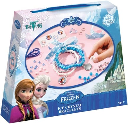 Disney Frozen stamp set single crystal  bracelets 2016 - Image de grande taille