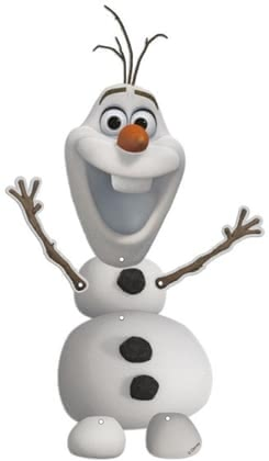 Disney Frozen hanging decoration figure Olaf 2016 - 大图像