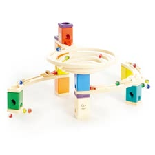 Hape Quadrilla ball path - Endless playing fun with the Quadrilla ball path