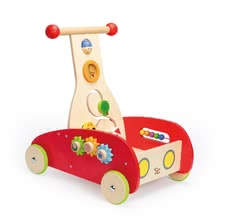 Hape Wonder Walker - Walking, talking and discovering everything – a new step in development with the Wonder Walker by Hape.
