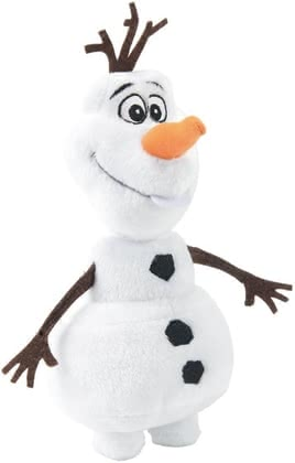Disney Frozen Plüschtier Olaf Schneeman - Not only in the winter time a real star!
