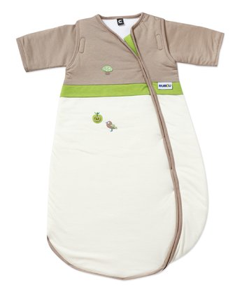 Gesslein Schlafsack Bubou, Design 145 - The Gallegos sleeping bag Bubou offers your little young best sleeping comfort from the outset.