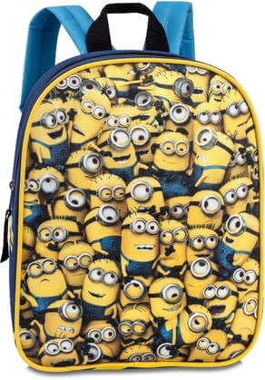 Minions backpack Allover print 2016 - large image