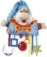 Haba play-trainer -  Bright-eyed children and a lot of entertainment will be offered by the Haba Kalle Kasper play-trainer.