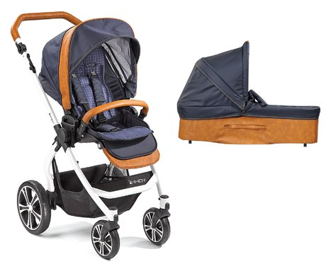 INDY stroller set Fashion by Gesslein Shore 2016 - large image