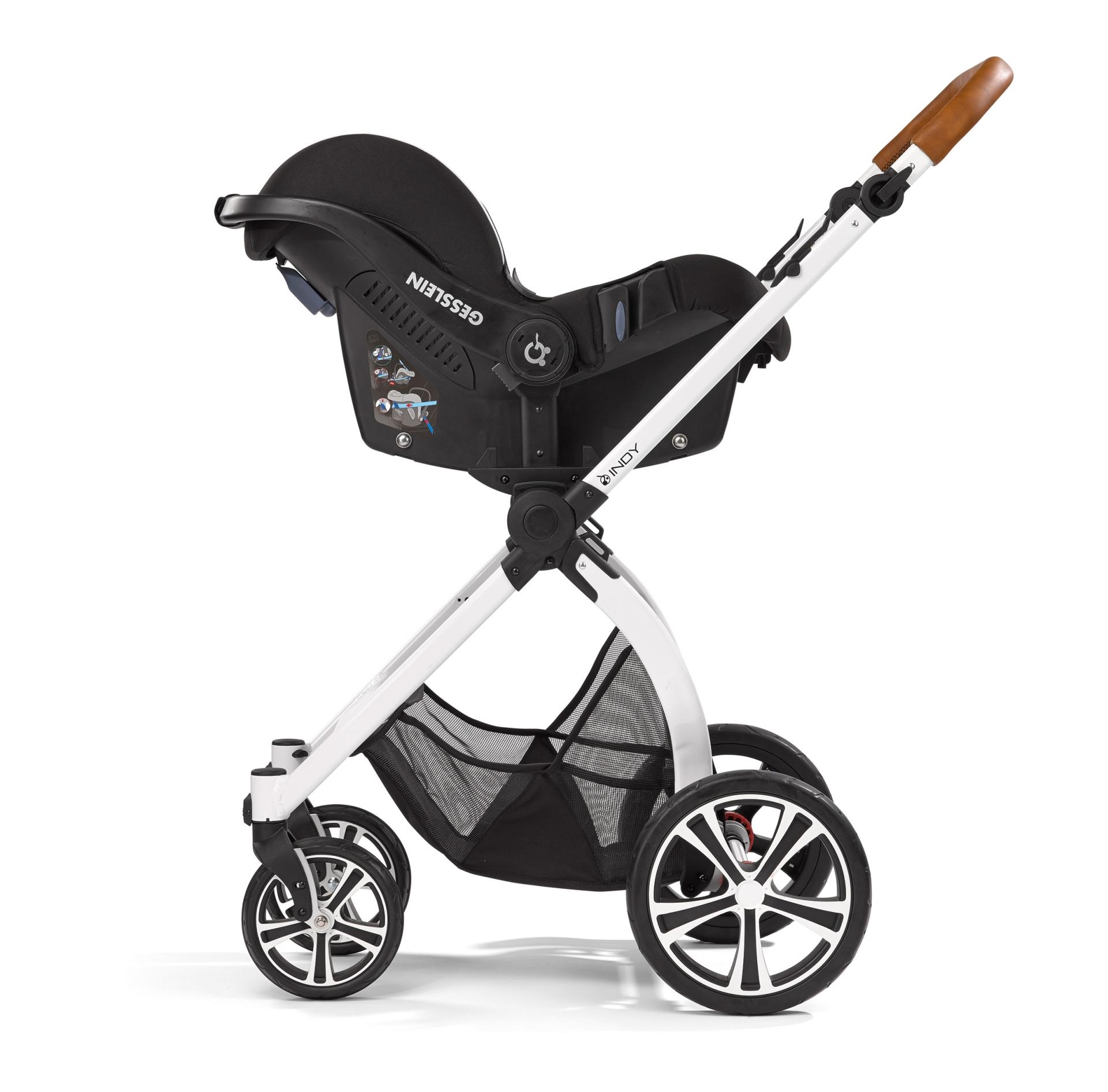 indy adapter f r babyschalen by gesslein 2016 r mer online kaufen bei kidsroom kinderwagen. Black Bedroom Furniture Sets. Home Design Ideas