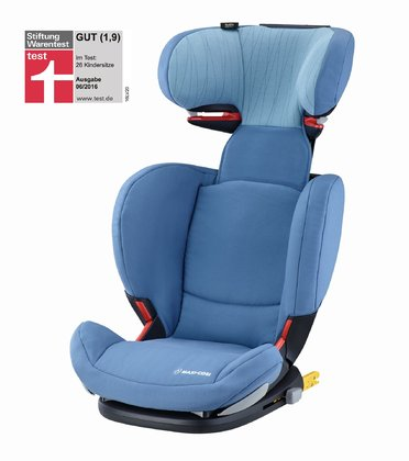 Maxi-Cosi Kindersitz RodiFix AirProtect® Frequency Blue 2018 - Großbild