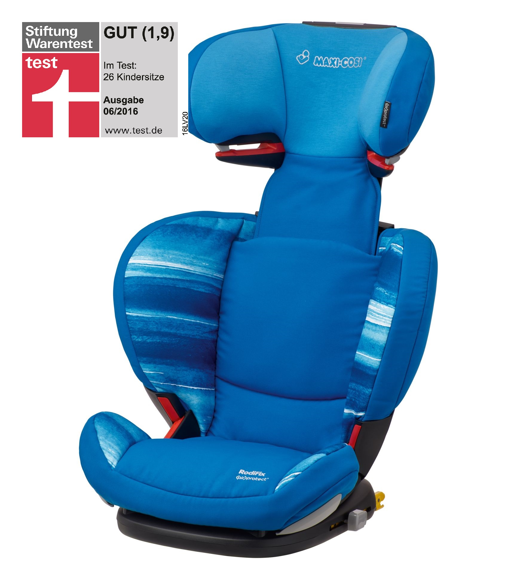 Maxi cosi car seat rodifix air protect buy at kidsroom for Maxi cosi housse
