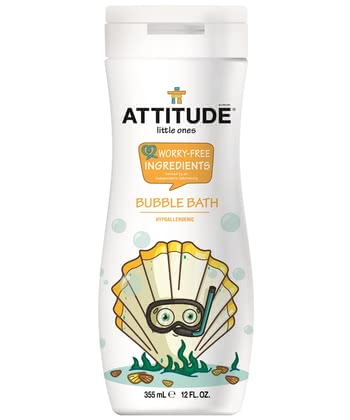Attitude little ones bubble 2016 - large image
