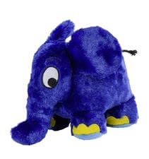 Warmies The Blue Elephant - The Blue Elephant by Warmies is perfect children and only a limited edition.
